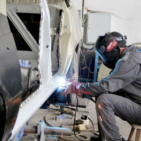 кузовной ремонт Ижевск
